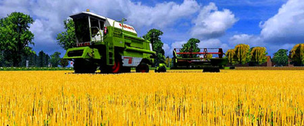 Claas Dominator 86 Pack V 1.0 MP